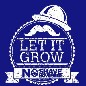 Front of No Shave 2016 Shirt